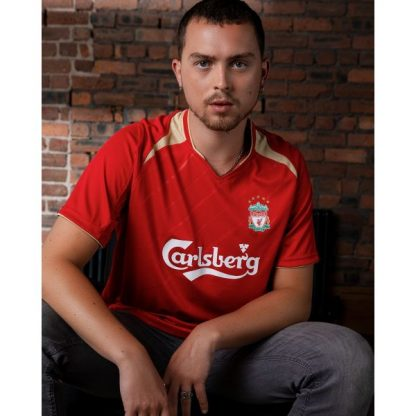 LFC Adults Retro 05-06 Home Shirt
