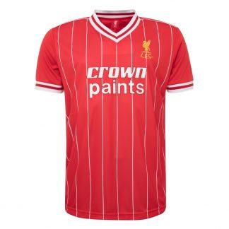 LFC Adults Retro 1982 Home Shirt