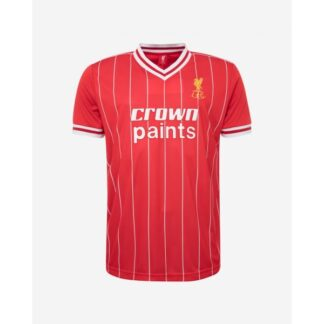 LFC Adults Retro 1982 Home Shirt