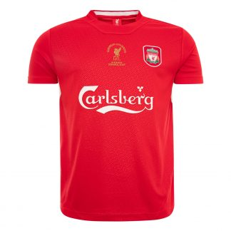 LFC Adults Retro 2005 Istanbul Shirt