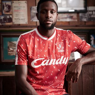 LFC Adults Retro Candy Home Shirt