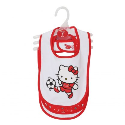 LFC Baby Hello Kitty Bibset