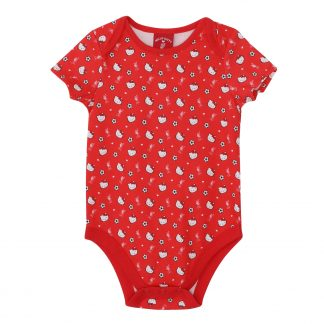 LFC Baby Hello Kitty Bodysuit