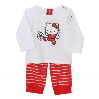 LFC Baby Hello Kitty PJs