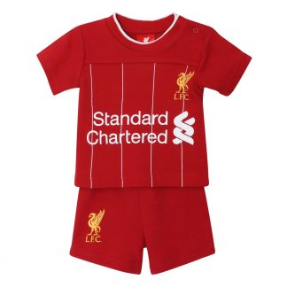 LFC Baby Kit Short Set 19/20