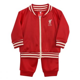 LFC Baby Retro Shankly Tracksuit