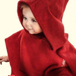 LFC Baby/Junior Hooded Poncho Towel