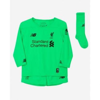 LFC Infant Alternate Goalkeeper Kit 19/20