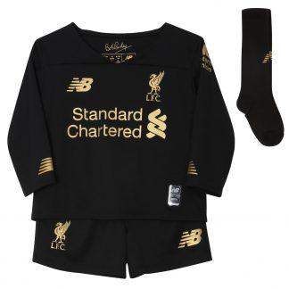 LFC Infant Home Goalkeeper Kit 19/20