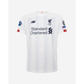 LFC Junior Euro Away Shirt 19/20