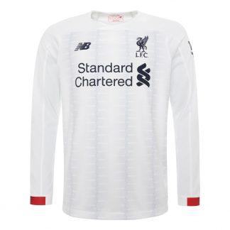 LFC Junior Long-Sleeve Away Shirt 19/20