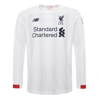 LFC Junior Long-Sleeve Away Shirt 19/20