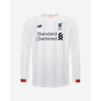 LFC Junior Long-Sleeve Euro Away Shirt 19/20