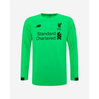 LFC Mens Alternate Goalkeeper Shirt 19/20