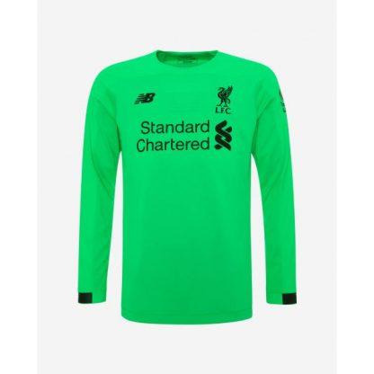 LFC Mens Alternate Goalkeeper Shirt 19/20