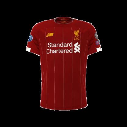 LFC Mens European Home Shirt 19/20