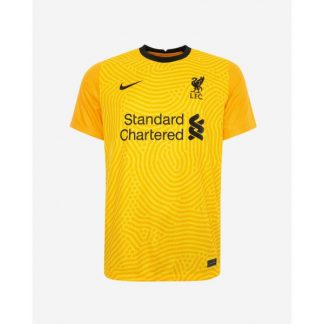 LFC Nike Junior Away Goalkeeper Stadium Jersey 20/21