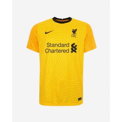 LFC Nike Junior Away Goalkeeper Stadium Jersey 20/21