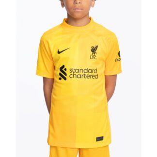 LFC Nike Junior Away Stadium Goalkeeper Jersey 21/22