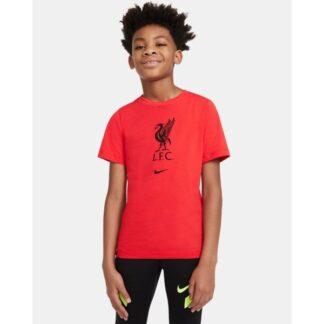 LFC Nike Junior Crimson Training Ground Tee