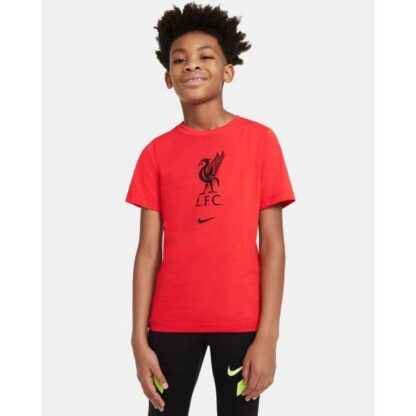 LFC Nike Junior Crimson Training Ground Tee