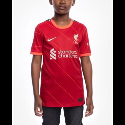 LFC Nike Junior Home Stadium Jersey 21/22