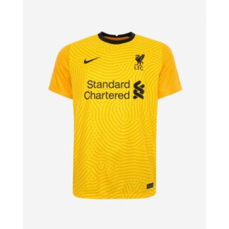 LFC Nike Mens Away Goalkeeper Stadium Jersey 20/21