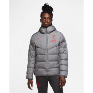 LFC Nike Mens Coaches Collection Smoke Strike Jacket