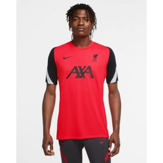 LFC Nike Mens Crimson Laser Strike Training Top
