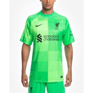 LFC Nike Mens Home Stadium Goalkeeper Jersey 21/22