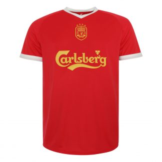 LFC Retro 01/03 Euro Home Shirt
