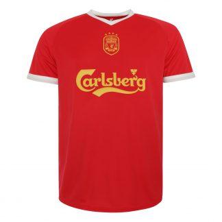 LFC Retro 01/03 Euro Home Shirt