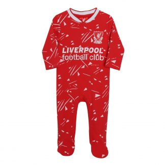 LFC Retro Baby Candy Sleepsuit