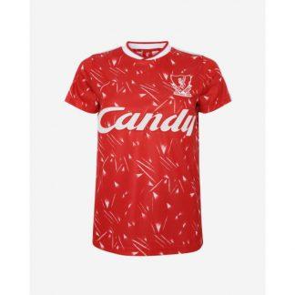 LFC Retro Womens Candy Home Shirt