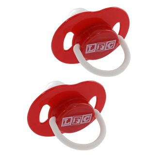 LFC Two Pack Baby Soothers